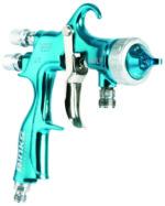 Pistola para pintura liquida hibrida